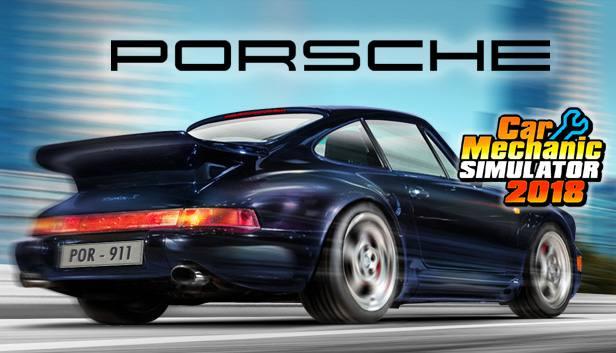 Car Mechanic Simulator 2018 - Porsche DLC Download